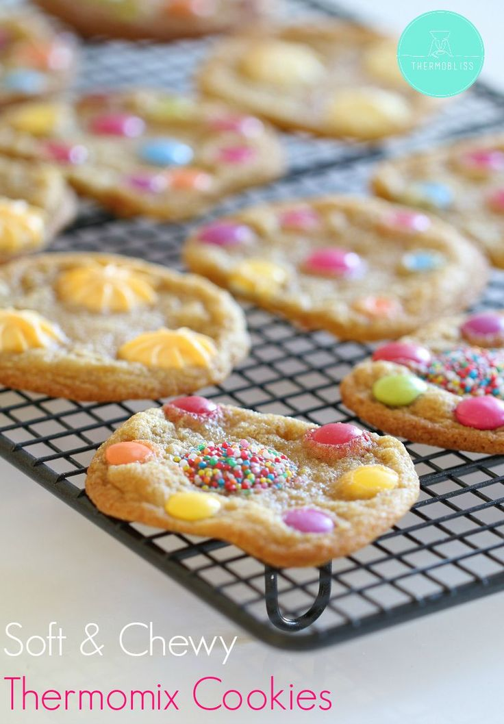 Thermomix Cookies