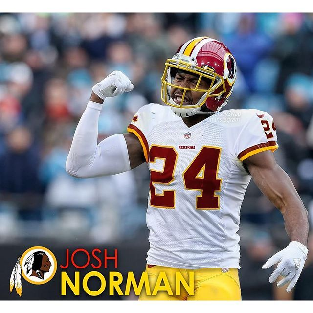 Is Redskins cornerback Josh Norman overrated?