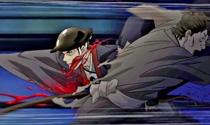 Onihei disponible en simulcast en Amazon Prime Video