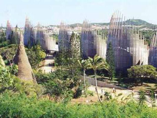 Centro culturale Jean Marie Tjibaou Nuova Caledonia Renzo Piano