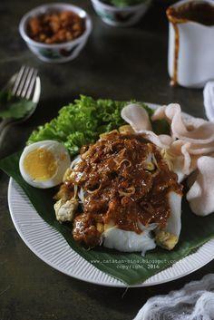 Ketoprak [recipe in Indonesian]