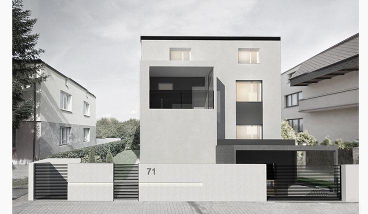 Lublin 4 #architecture #design #project #concept #pawelpersona #portfolio #Lublin #Poland #architektura #koncepcja