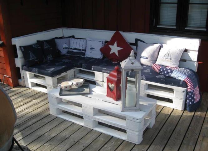 уличная мебель из поддонов - Поиск в Google