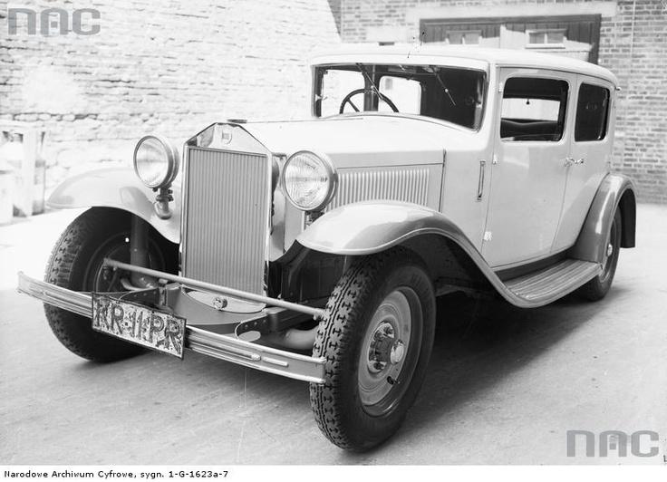 Lancia. Poland, 1925-39.