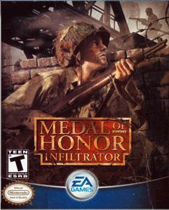 Medal of Honor Infiltrator is an top-down third-person shooter video game, the sixth installment in the Medal of Honor series, and the...