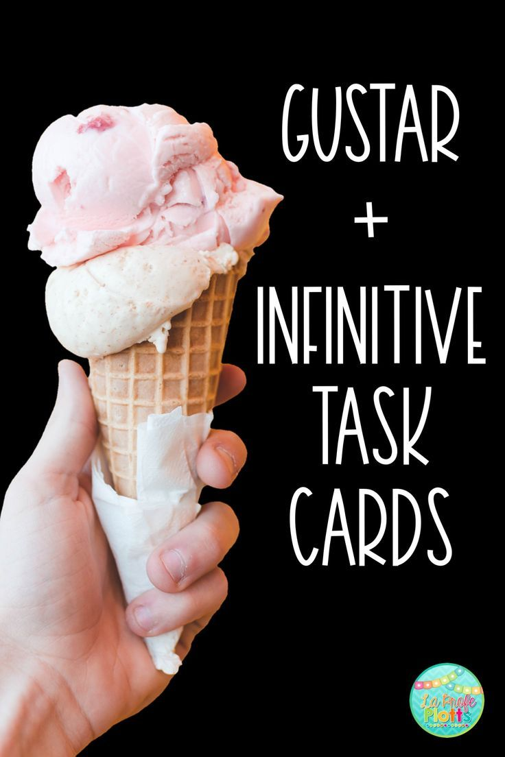 48 Awesome Task Cards For Gustar Infinitive That Are Both Student And Teacher Approved 48 Cards Stud Task Cards Teaching Spanish Spanish Grammar Activities [ 1104 x 736 Pixel ]