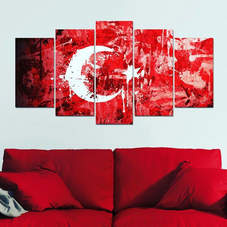 100x60 cm 5 parça dekoratif tablo 40,TL  Kargo alıcıya aittir 3 adet ve üstü kargo ücretsizdir Kapıda ödeme KİŞİYE ÖZEL TABLO YAPIYORUZ 50₺ Sipariş için Dm veya WhatsApp'tan 0542 398 07 51 #duvarsüsü #tablo #tasarim #hediye #hediyelik #sanat #moda #ev #alışveriş #pano #turkuvaz #turkuvaz #türkbayrağı