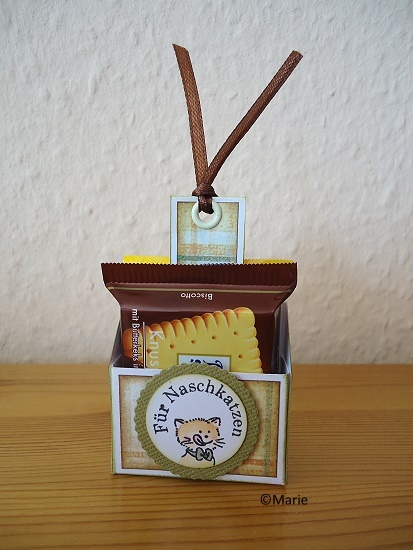 Ritter-Sport-Tasche von Marie