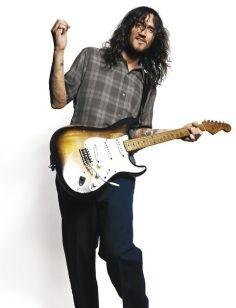 天才ギタリスト、ジョン・フルシアンテのギターたち。