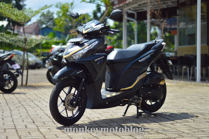 Gallery Of Honda Vario 150, All New Scooter From Astra Honda Motor! | Photo MMBlog