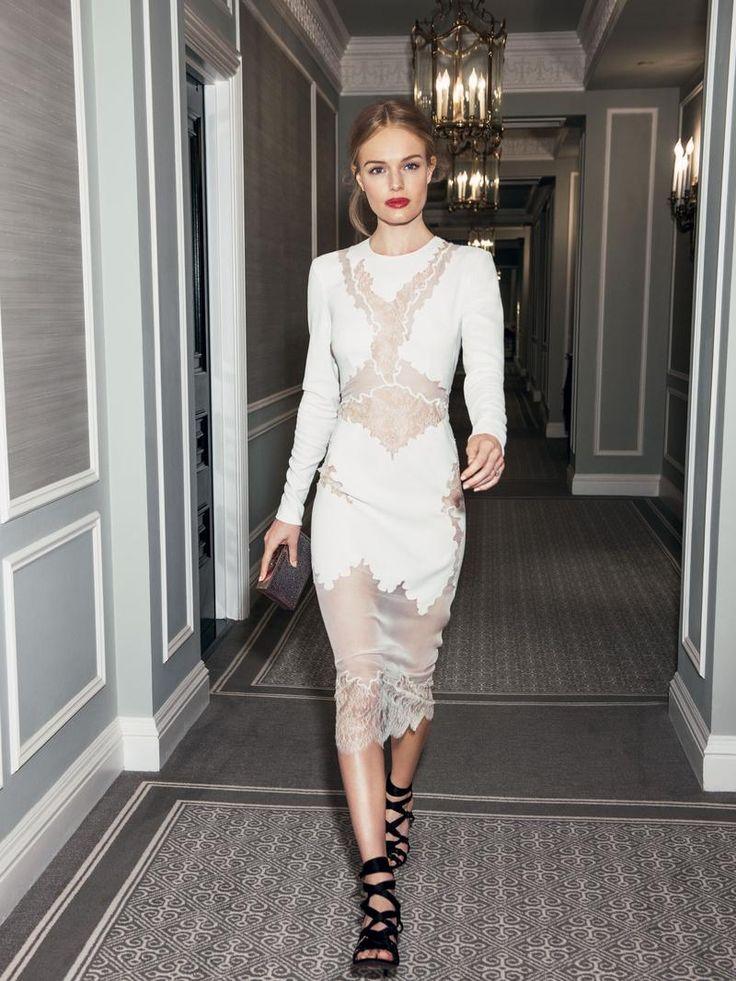 Lucky Magazine - Kate Bosworth