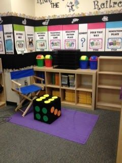 A Teacher's Dream: Board Game Theme Classroom - lots of good ideas