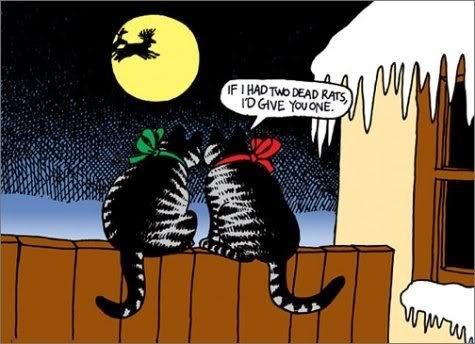 Kliban Cat Christmas Cards