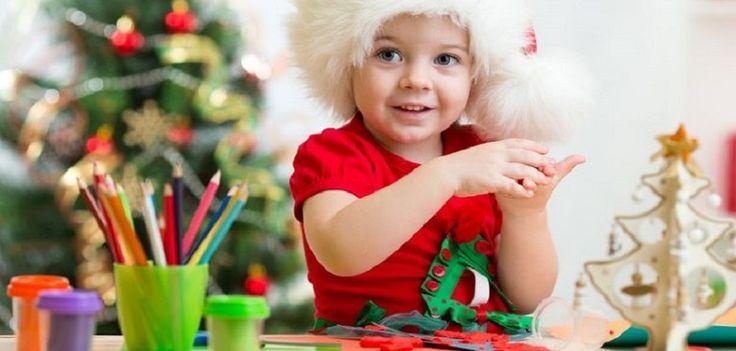 Bricolages de Noël  maternelle