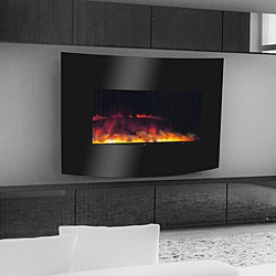 PROlectrix Windsor Wall or Free Standing Electric Fireplace $235