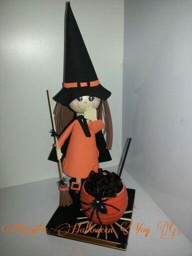 Brujita Halloween!!