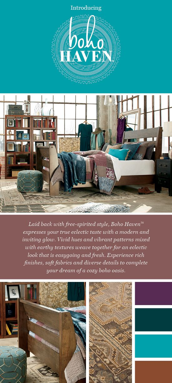 Boho Haven™   Relaxed, Easygoing Style   Bedroom Furniture And Accessories    Ashley Furniture