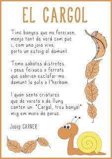 poesía infantil de Josep Carner.