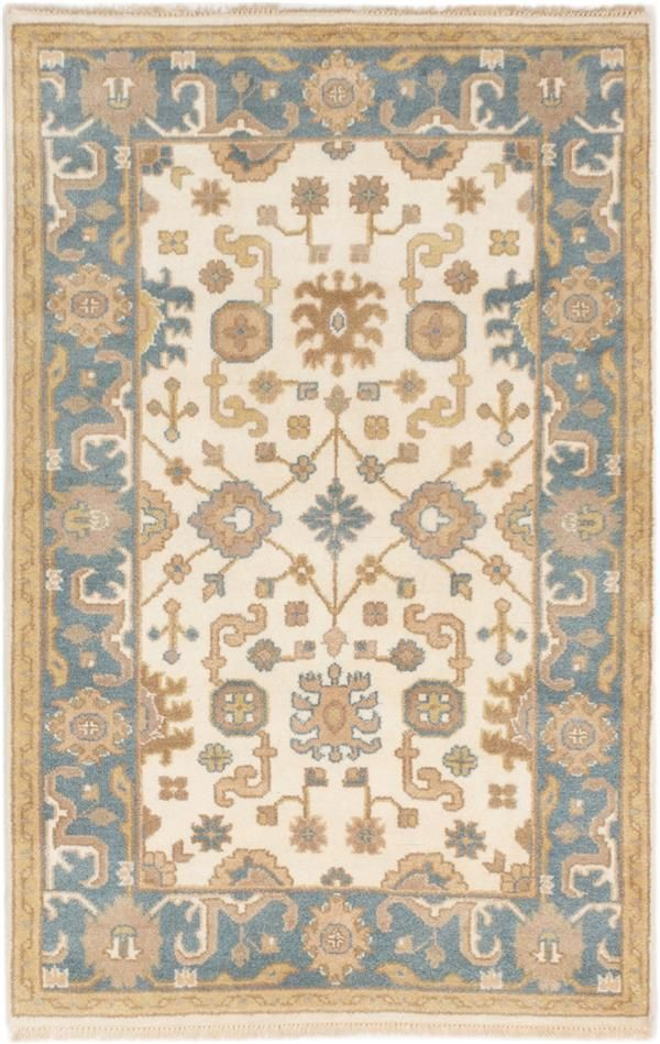 Hand Knotted Indian Rugs Prized For