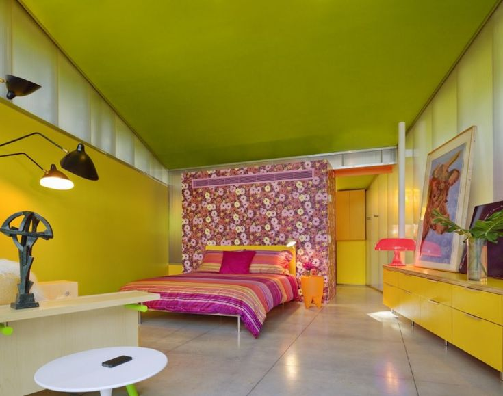 check out the Color in this APT....!