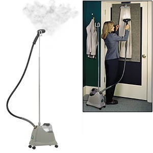 Never owned an iron...never will.    This machine works magic!   Jiffy® J-2000  Garment Steamer.