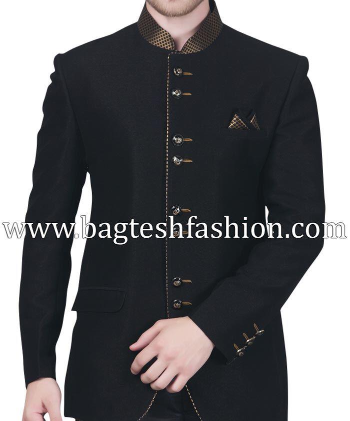 Wedding Guest And Groom Attire Fashionable Designer Jodhpuri Suit