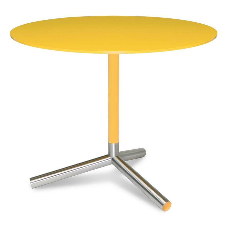 Perfect Sprout Café Table Yellow Now Featured On Fab.
