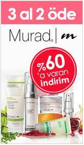 Dr Murad ürünerinde 3 al 2 Öde Avantajı www.dermoeczanem.com 'da  http://www.dermoeczanem.com/dr-murad