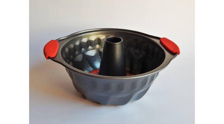 Tapadásmentes kuglóf sütőforma szilikon füllel - Sütőforma - Süss Velem Cukrász webshop - cukrász kellékek, cukrász eszközök, sütési kellékek