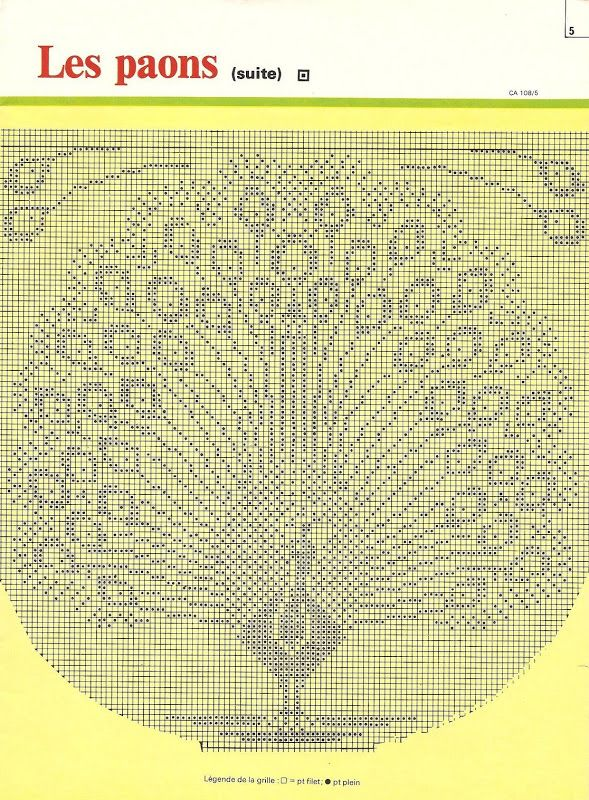 Pavoni- Le Crochet d'art Special Hors Serie - sevar mirova - Picasa Web Album