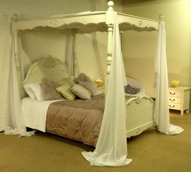 Four Post Bed Curtains 59 best four poster beds images on pinterest | 3/4 beds, canopy