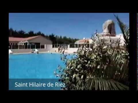 Places to see in ( Saint Hilaire de Riez - France )  Saint-Hilaire-de-Riez is a commune in the Vendée department in the Pays de la Loire region in western France. Saint Hilaire de Riez  located on the Côte de Lumière ( Atlantic ). Extensive Saint Hilaire de Riez has 13 km of coastline 85% sand and 15% rock located between Saint-Gilles-Croix-de- Vie and Saint-Jean-de-Monts . The city is covered with a forest of pine trees along the coast forest Pays-de-Monts and in much of the Breton marshes…