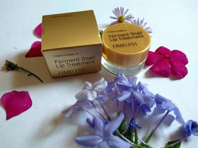 Malaysian Beauty Haul: [Review] Tony Moly Timeless Ferment Snail Lip Trea...