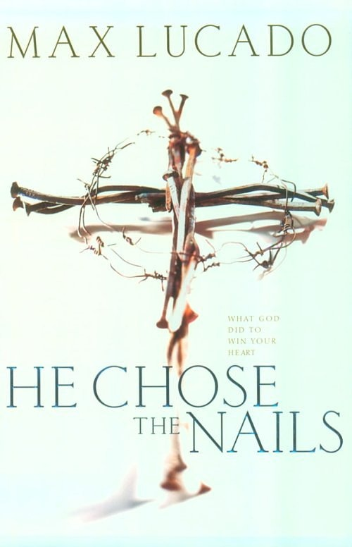 This is an awesome book that I read leading up to Good Friday last year.  It really puts your life into perspective.