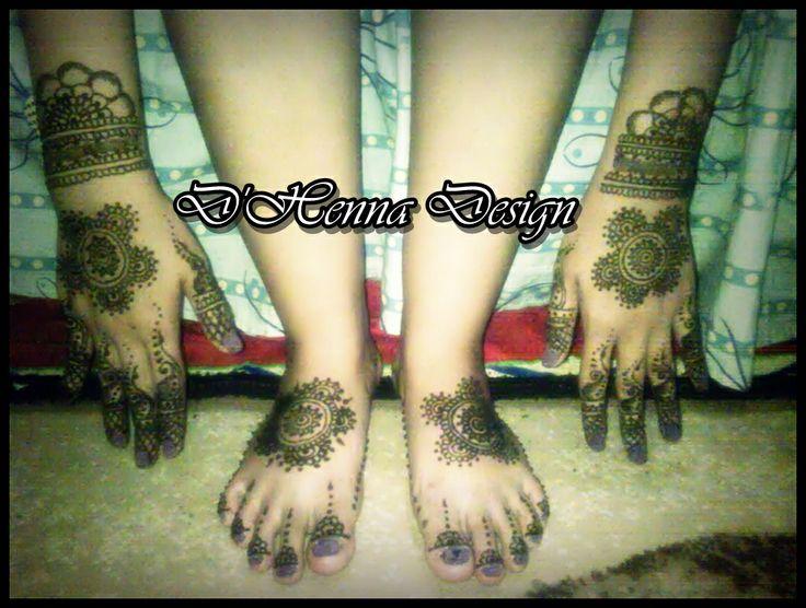 circle henna wedding by. D'Henna
