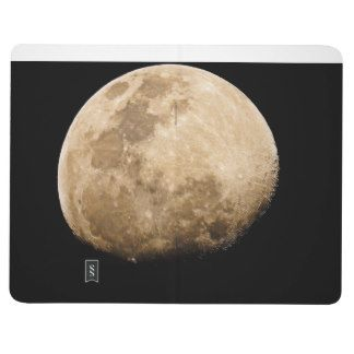 The Moon Themed Pocket Journal