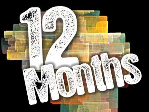 12 months and then you start back over 12 months Shout it in a cheer! 12 MONTHS! ...and then you start back over 12 Months are in a year  January, February, March, April, May, June, July, August, September, October, November, December... Those are the months. 12 months in a year!