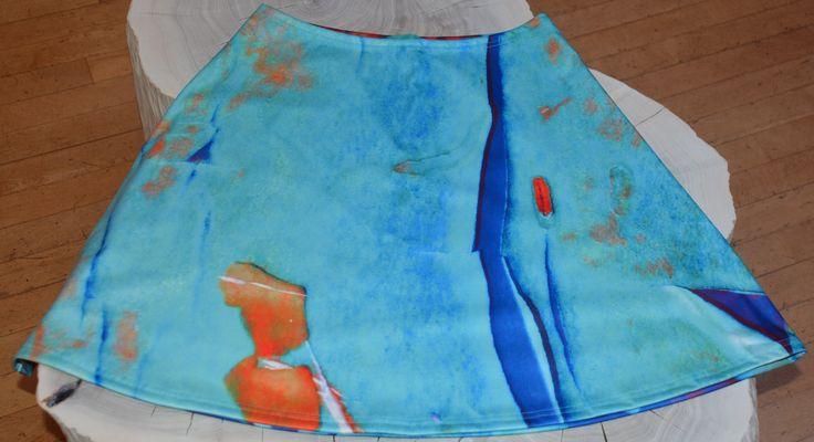 Skirt by Anelia-Art: Arbutus Front