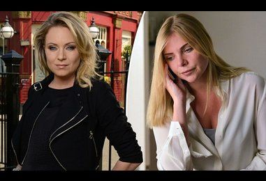 SPOILER ALERT: Roxy and Ronnie Mitchell to be killed off EastEnders