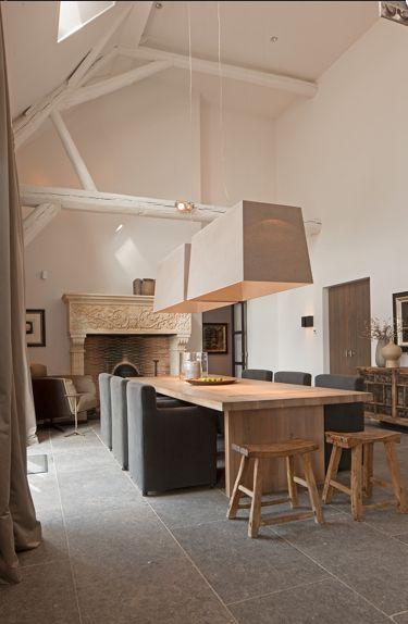 De Opkamer | Kitchen | open
