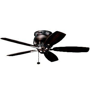 Richland II Flush Ceiling Fan by Kichler  #Kichler #Lighting