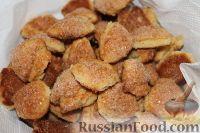 Фото к рецепту: Творожное печенье