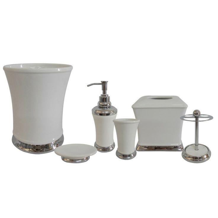 White Bathroom Accessories Uk 22 best home decor images on pinterest | bed & bath, bed bath