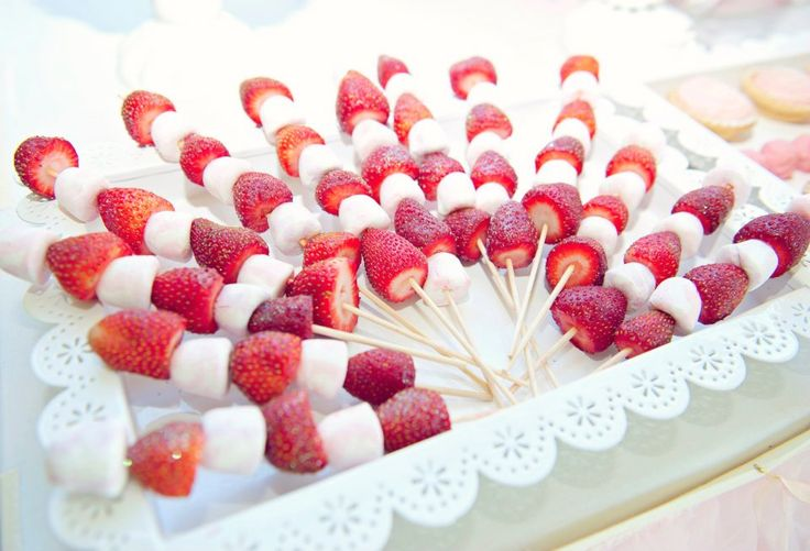 simple and yummy party food
