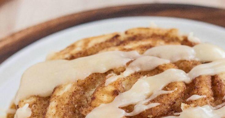 Zimtschnecken Pfannkuchen Rezept   Lecker   – Breakfast