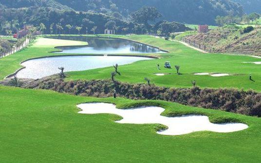 Alferini Golf Club. Marbella, Malaga, Spain. Click on image for more info.