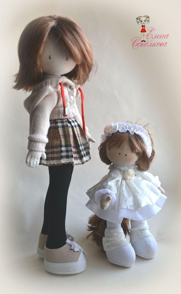 Alma de uma boneca de pano: A irmã mais velha