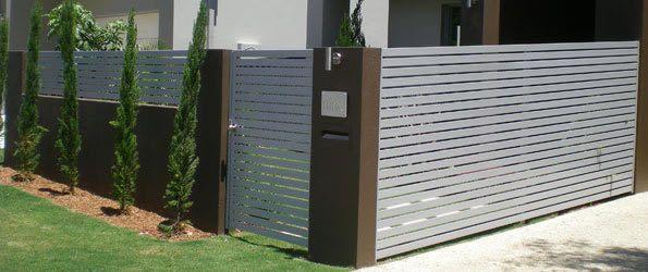 Get Gates & Fence It - Aluminium Slat Package