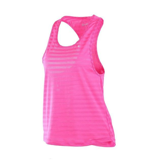 CrazyFit women sports running vest t-shirt gym fitness Yoga quick dry Bodybuilding Outdoor night run vest tank top