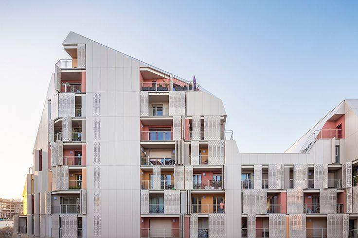jean bocabeille architecte's monts et merveilles development in paris